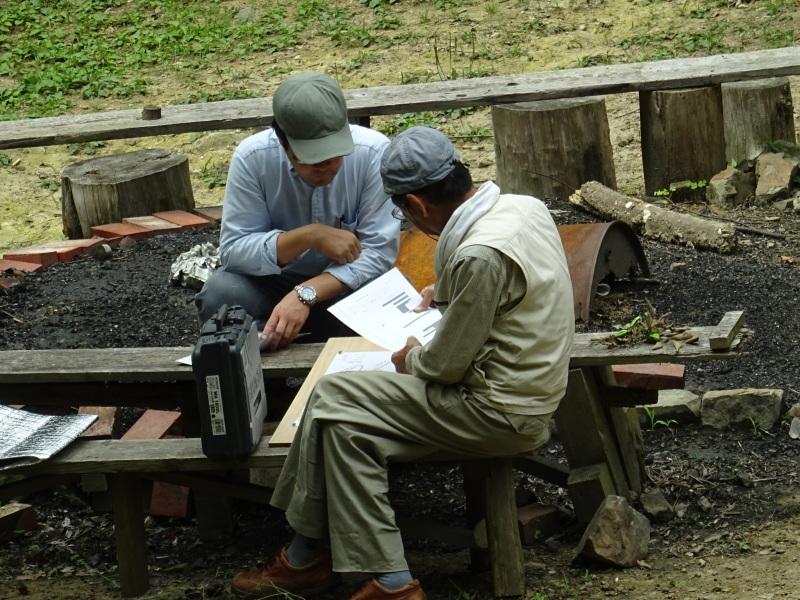 階段補修・草刈り・間伐 里山作業の継続・・・孝子の森_c0108460_18354799.jpg