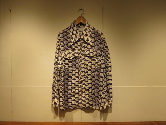 "\""SWING WEST SHIRTS JACKET / Maurits Escher\""ってこんなこと。_c0140560_16051737.jpg"