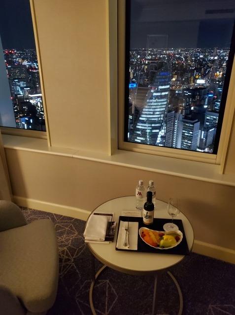 HKさんの「名古屋マリオットアソシアホテル」_b0405262_00141103.jpg