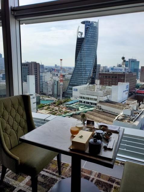 HKさんの「名古屋マリオットアソシアホテル」_b0405262_14184902.jpg