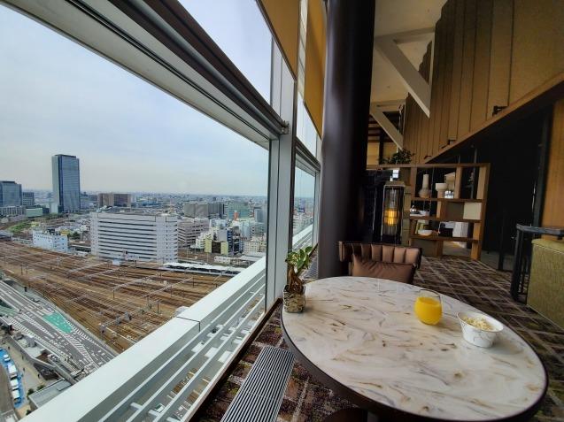 HKさんの「名古屋マリオットアソシアホテル」_b0405262_14192668.jpg
