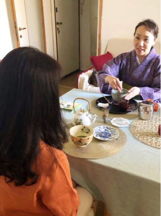 お抹茶ワークショップ in ミラノ_e0078071_17240293.jpg