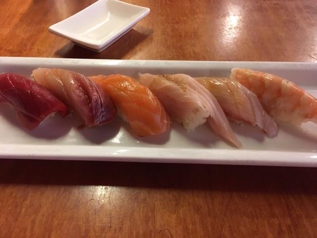 最近の日本食ーたこ焼き、おはぎ、信玄餅_e0350971_14450735.jpg