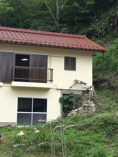 ゲストハウスと家庭菜園_b0270977_03500076.jpg