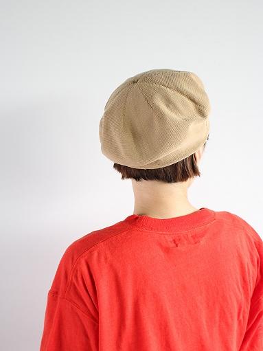 unfil high twist cotton knit small beret _b0139281_190437.jpg