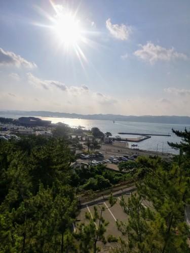 桜島と天文館_d0195183_01181875.jpg