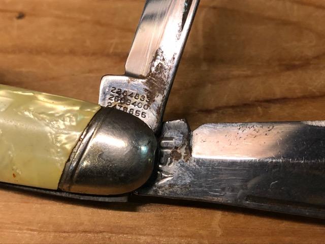 6月19日(水)大阪店アクセサリー入荷!!#5  MIX編!!SchoolRing & Pocket Knife!!_c0078587_164232.jpg
