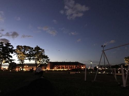 そうニャン、崎陽軒、黄昏の横浜_d0225198_09402272.jpeg
