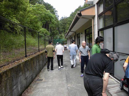 6/18 朝の散歩_a0154110_08462654.jpg