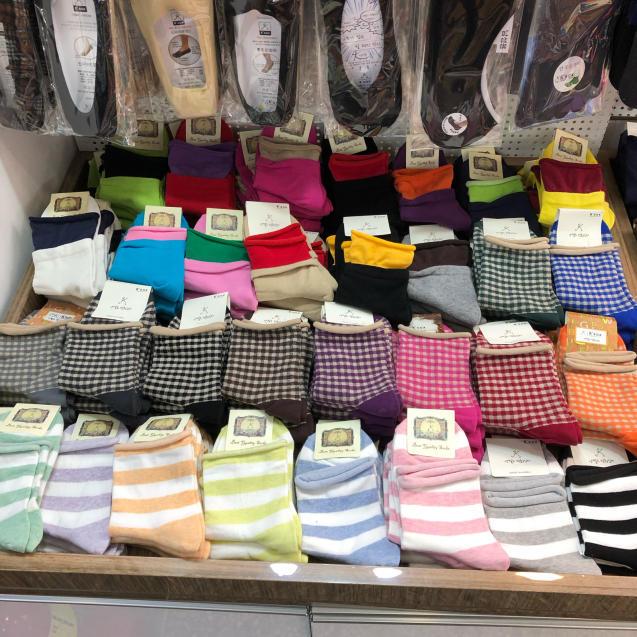 19年6月ソウル その2☆東大門で靴下買うならココ!_d0285416_19030598.jpg