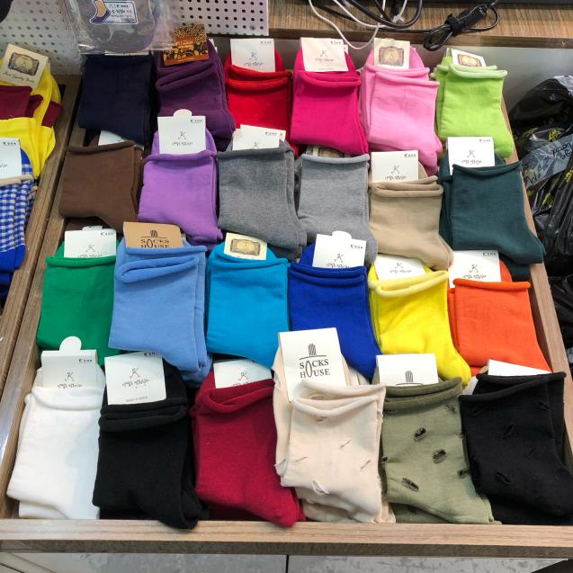 19年6月ソウル その2☆東大門で靴下買うならココ!_d0285416_19030949.jpg