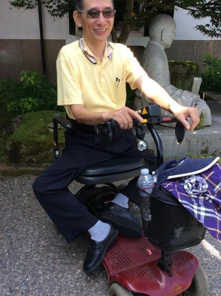 台湾からの御客様(16名)災難に会う②_f0289632_20104015.jpg