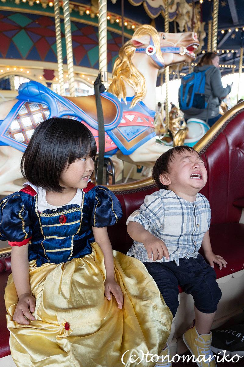白雪姫ちゃんのお誕生日ディズニーランド_c0024345_18201223.jpg