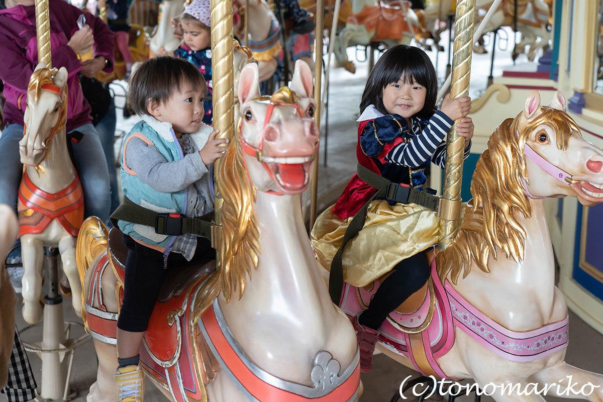 白雪姫ちゃんのお誕生日ディズニーランド_c0024345_18201267.jpg