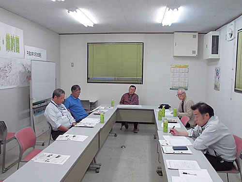 あぶくま農学校運営委員会が開催されました _d0247345_1548767.jpg