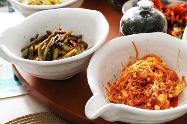 韓国料理教室 おさらい2_d0377645_22533764.jpg
