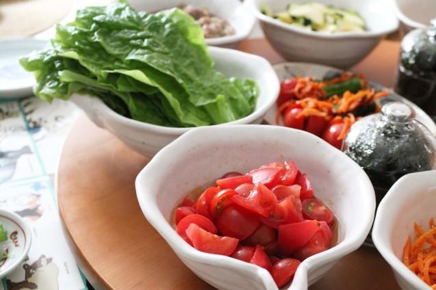 韓国料理教室 おさらい2_d0377645_22534778.jpg
