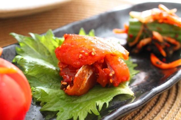 韓国料理教室 おさらい2_d0377645_22540847.jpg