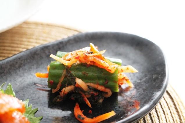 韓国料理教室 おさらい2_d0377645_22541740.jpg