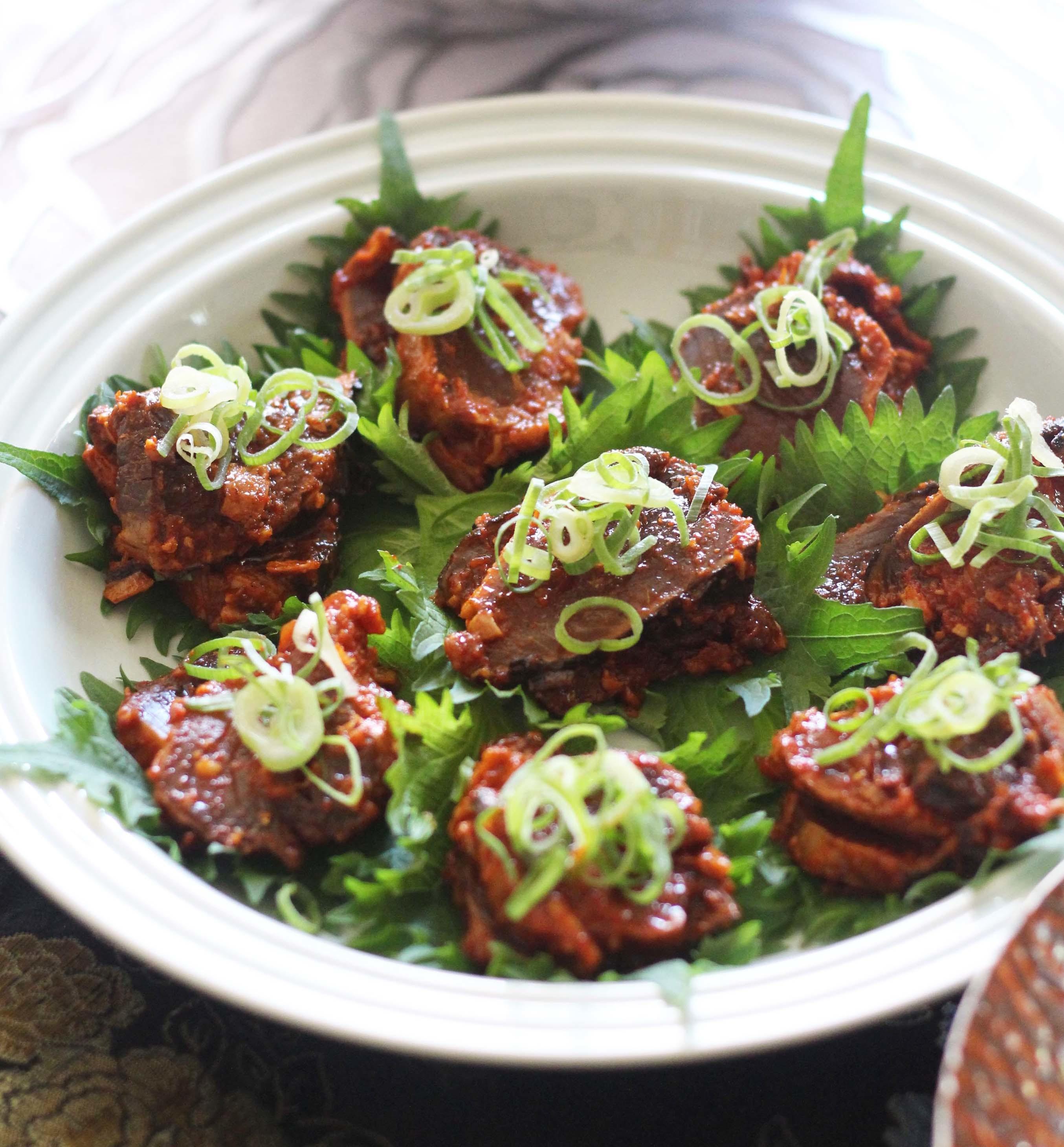 韓国料理教室 おさらい2_d0377645_23011154.jpg