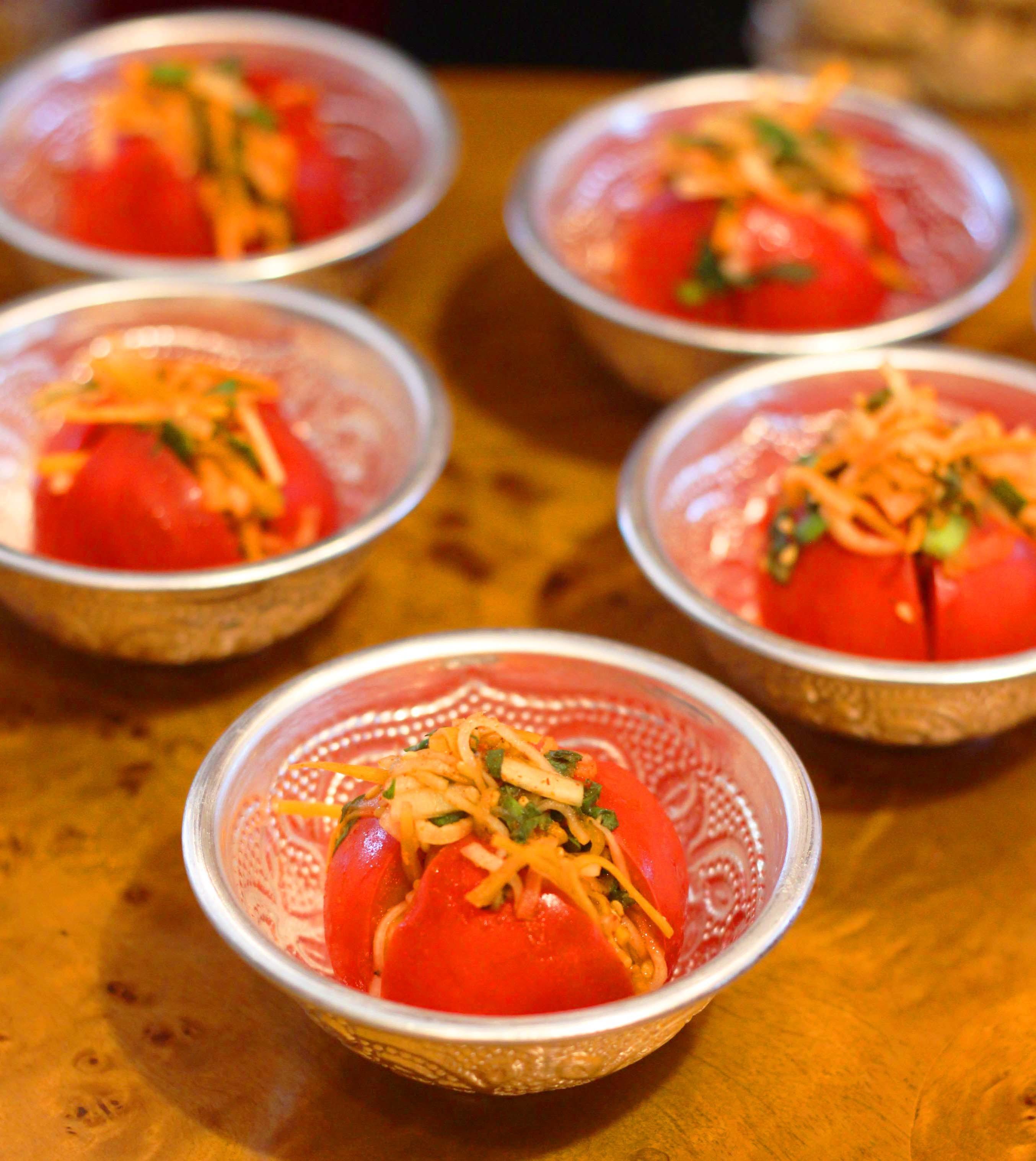 韓国料理教室 おさらい2_d0377645_23012085.jpg