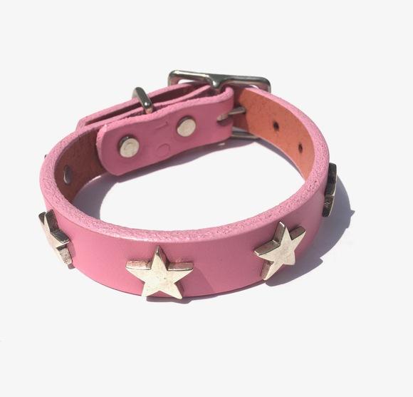 Dog La Star COLLAR ドグラ スター カラー 3/4インチ(2cm幅) 別注10インチ_d0217958_1232310.jpg
