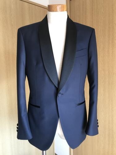 ~俺の結婚式の衣装は~ 憧れの「007」のコスプレだ! 編_c0177259_19252635.jpeg