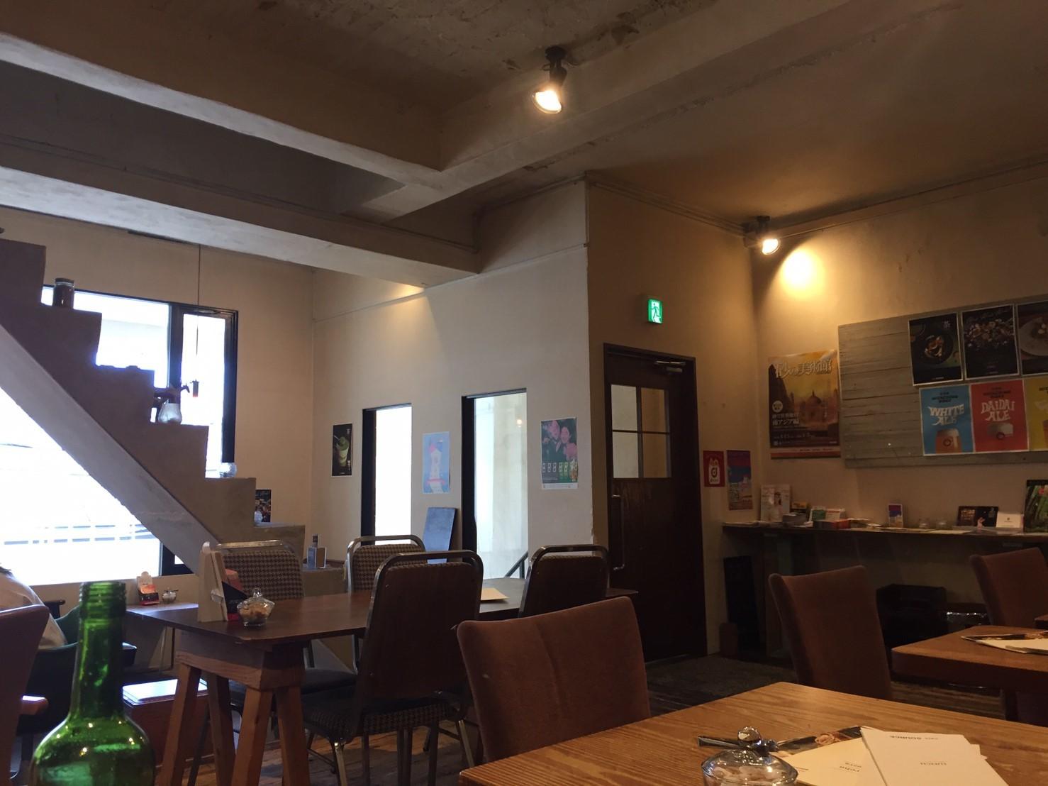 cafe SOURCE ランチ_e0115904_13300248.jpg