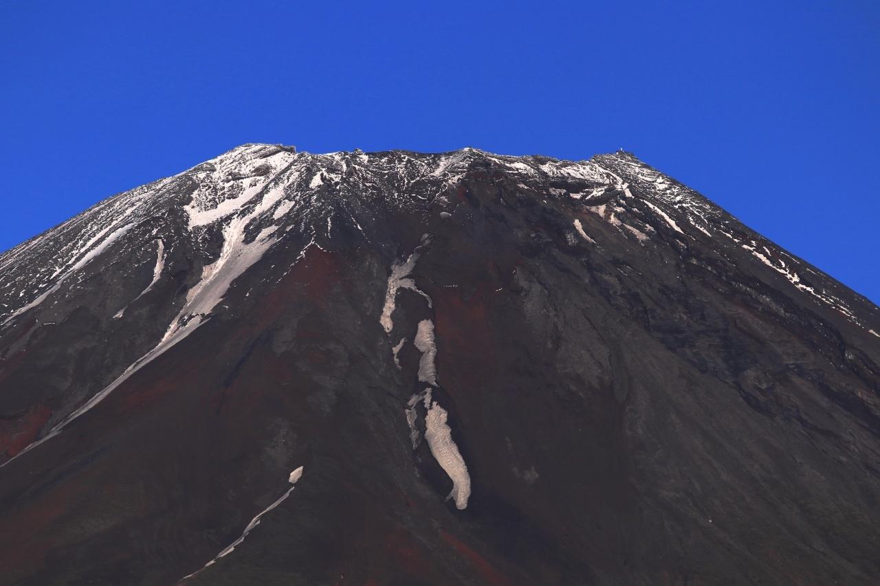 夏姿の富士山にストロベリーム~ン_a0188405_07471566.jpg