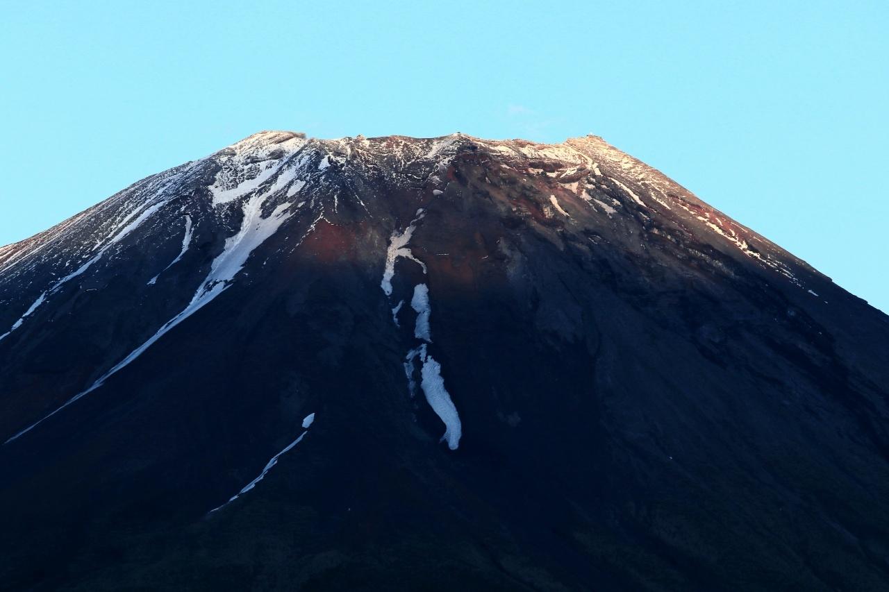 夏姿の富士山にストロベリーム~ン_a0188405_07472780.jpg
