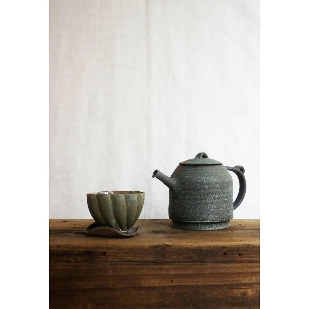 煎茶と花 - 茶器の章1 -_f0351305_19380193.jpg