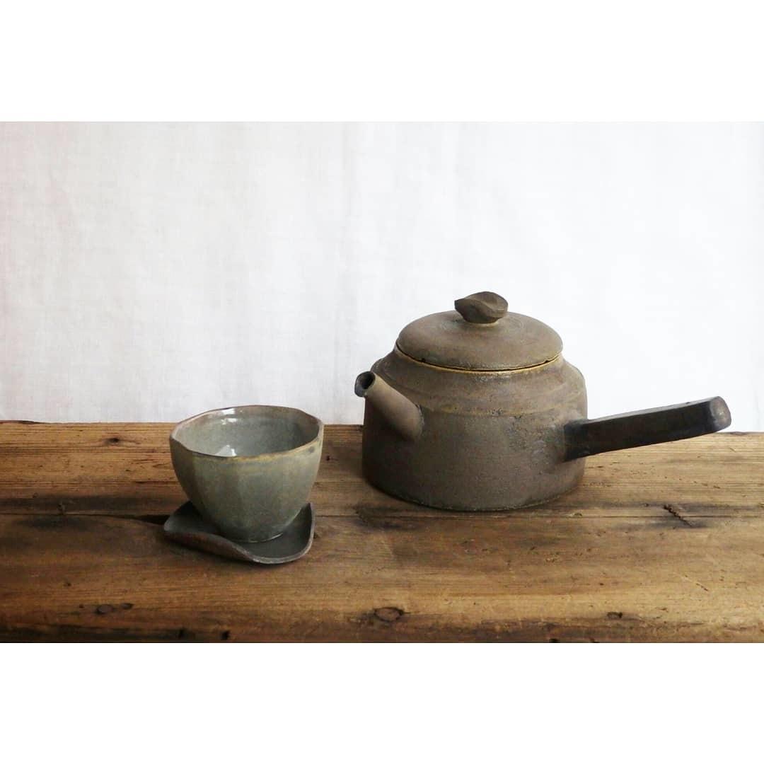 煎茶と花 - 茶器の章1 -_f0351305_19381598.jpg