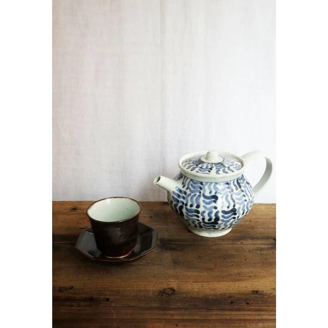 煎茶と花 - 茶器の章1 -_f0351305_19400746.jpg