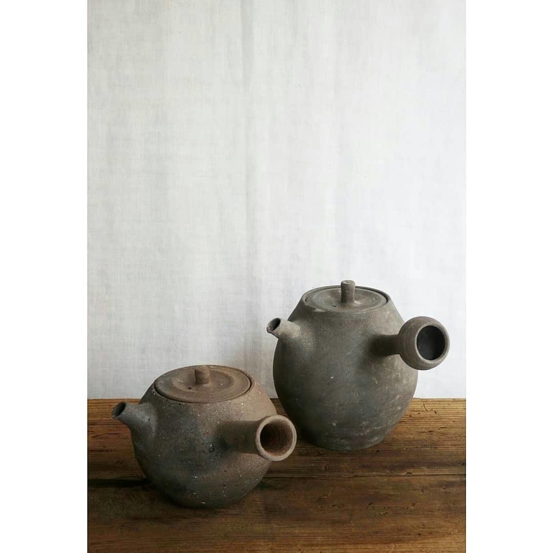 煎茶と花 - 茶器の章1 -_f0351305_19403173.jpg