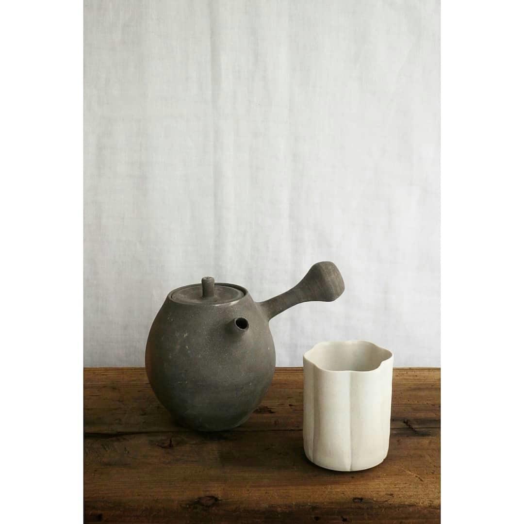 煎茶と花 - 茶器の章1 -_f0351305_19404522.jpg
