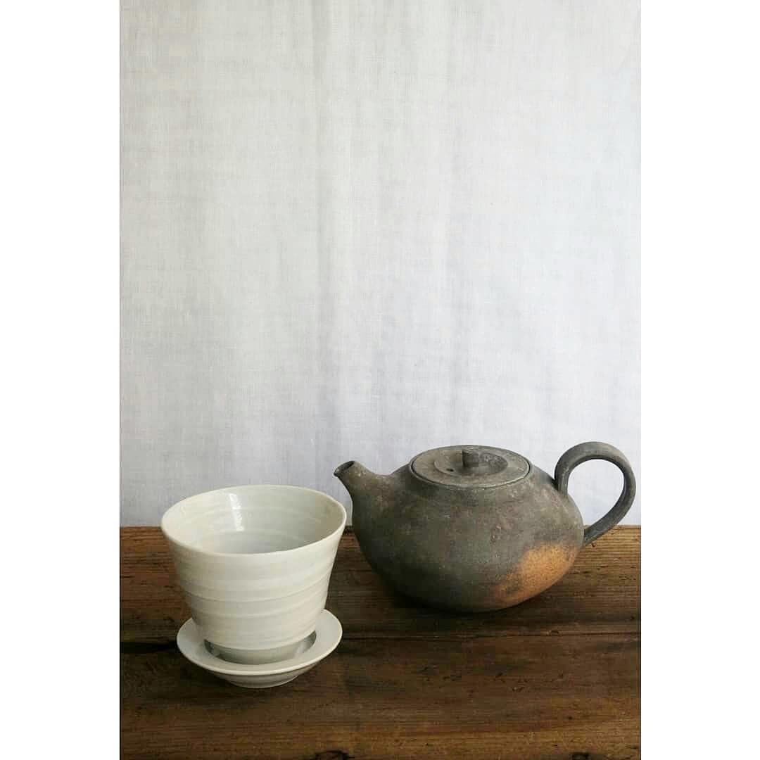 煎茶と花 - 茶器の章1 -_f0351305_19410234.jpg