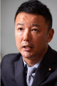 AERAで山本太郎さんの発言に私はびっくり?_d0174710_12062195.jpg