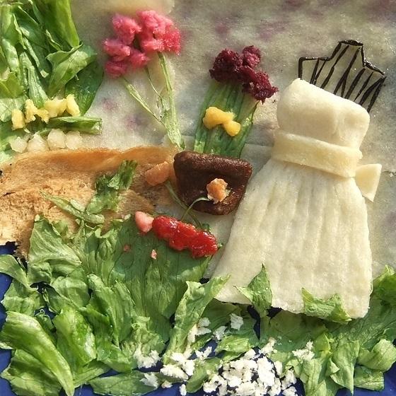 食パン「お花屋さん」_d0385411_20472405.jpg