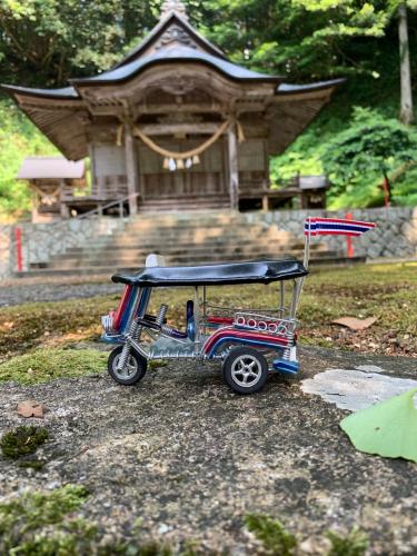 トゥクトゥク石谷の神社を走る_d0025421_16172477.jpg