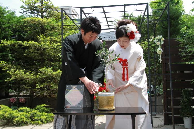 令和婚1の1 お庭で人前式編_f0377325_20433673.jpg
