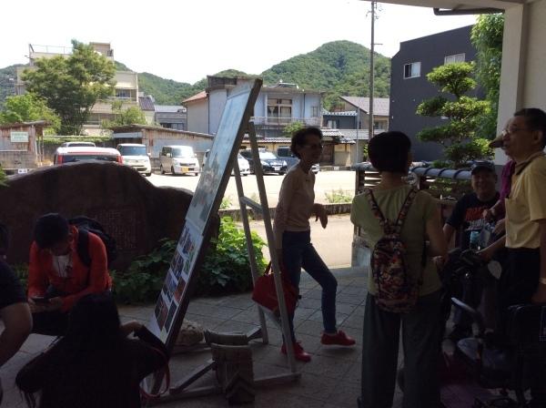 台湾からの御客様(16名)災難に会う③_f0289632_06504071.jpg