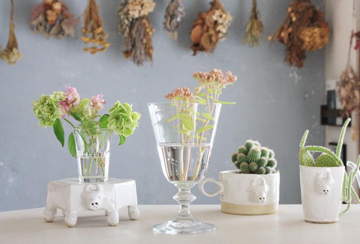 紫陽花のドライフラワーは手作りで♡_d0351435_07004956.jpg