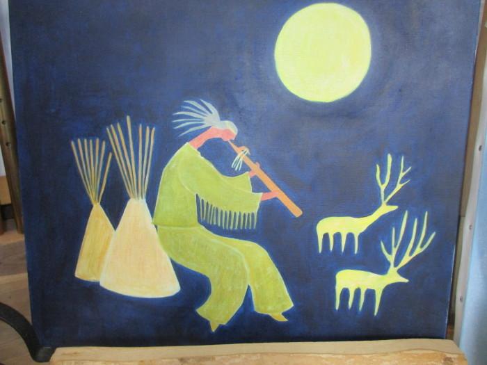 アメリカインディアンの精霊「ココペリ」_b0135942_11323685.jpg