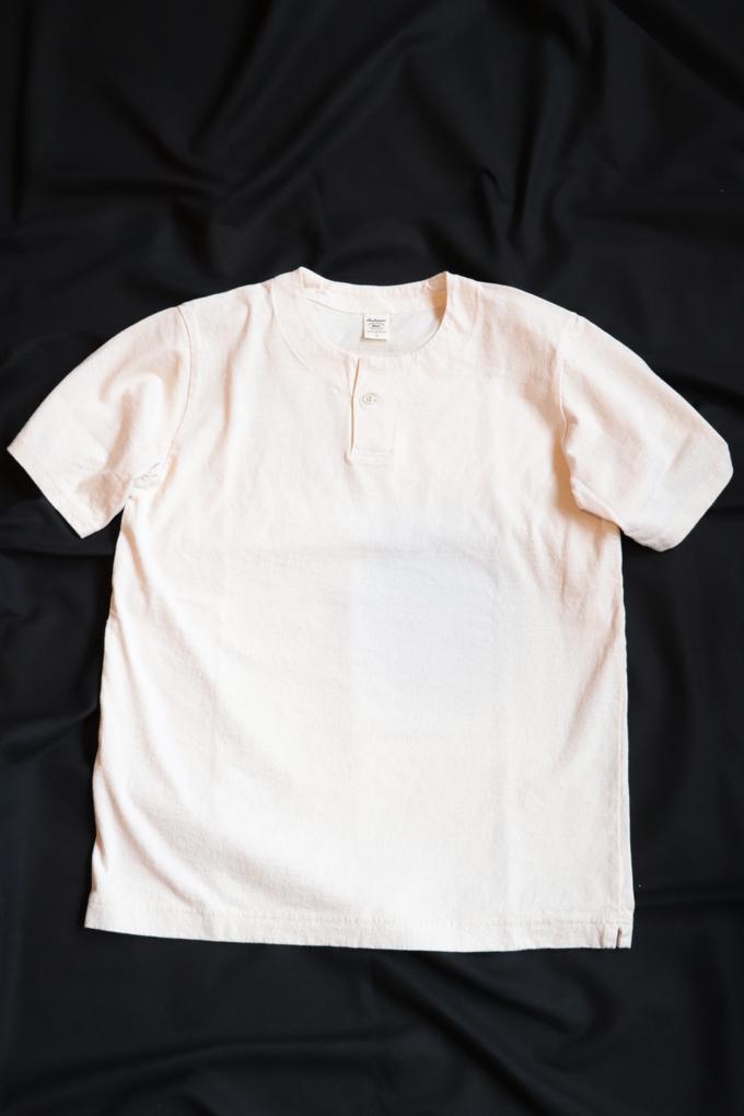 Jackman Henly neck T-Shirts _d0140452_16571515.jpg