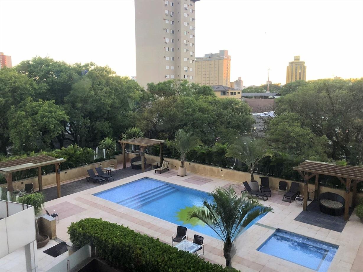 中南米の旅/61 三国国境の街とイグアスのホテル_a0092659_21150137.jpg