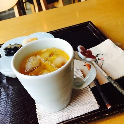 ひとりソウル旅 16 美味しいな~冷たいカボチャのシッケ♪_f0054260_21080679.jpg
