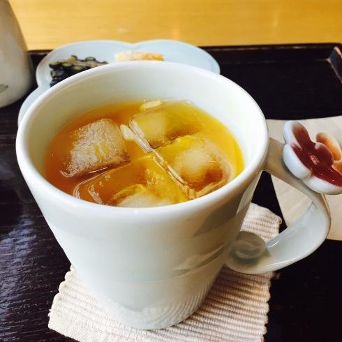 ひとりソウル旅 16 美味しいな~冷たいカボチャのシッケ♪_f0054260_21082706.jpg