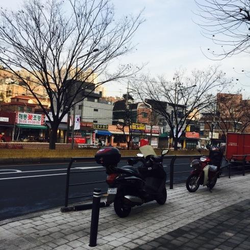 ひとりソウル旅 16 美味しいな~冷たいカボチャのシッケ♪_f0054260_21115633.jpg