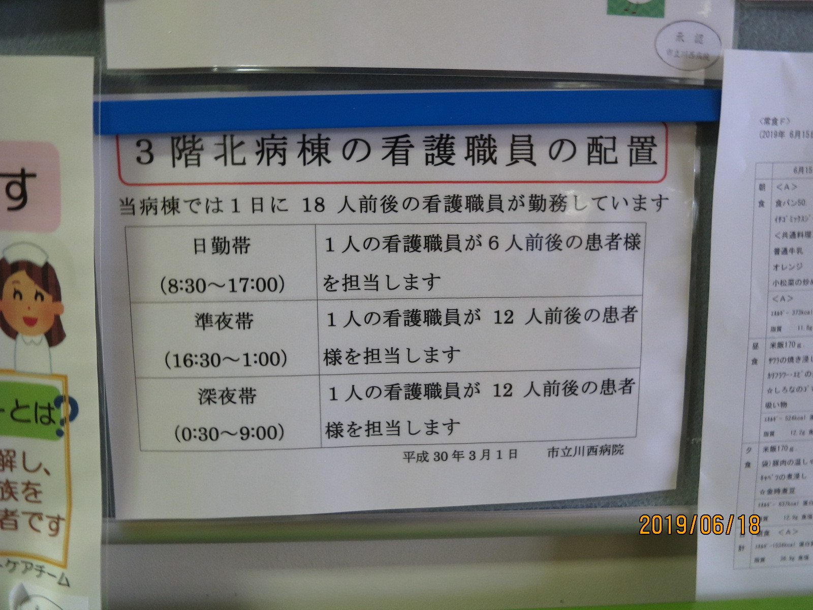 市民からの請願をバッサリ 💦「市民に病院の情報は届いているか」4階北病棟(37床)は5月1日から休床中 💦_f0061067_23123434.jpg