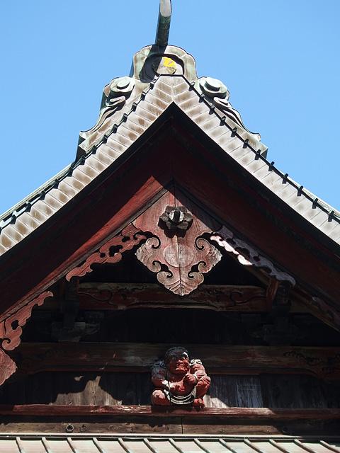 ハスラーで清澄寺。きゃらぶきのために(^^; (6/13)_b0006870_18543945.jpg